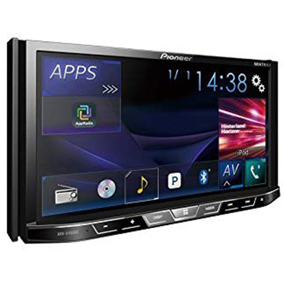 5. Pioneer Double DIN In-Dash Car Stereo Receiver (AVH-X490BS)
