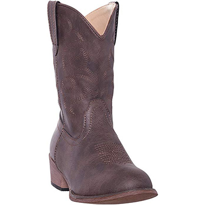 3. Silver Canyon Boot and Clothing Company Children Cowboy Cowgirl Boot