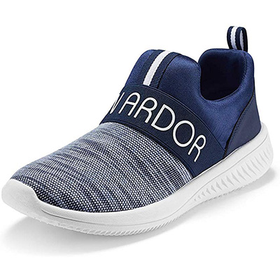 8. JENN ARDOR Women's Walking Casual Sneakers