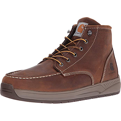6. Carhartt Men's Lightweight Casual Wedge (CMX4023)
