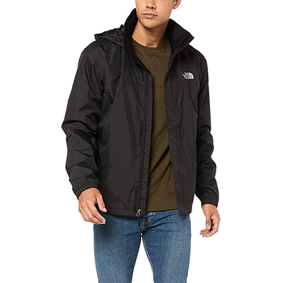 3. The North Face Men's Resolve Jacket