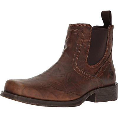 5. Ariat Men's Midtown Rambler Casual Boot
