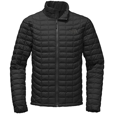 1. The North Face Men's Thermoball Jacket, Black Matte