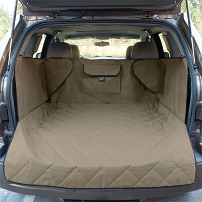 5. FrontPet Quilted Dog Cargo Cover for SUV