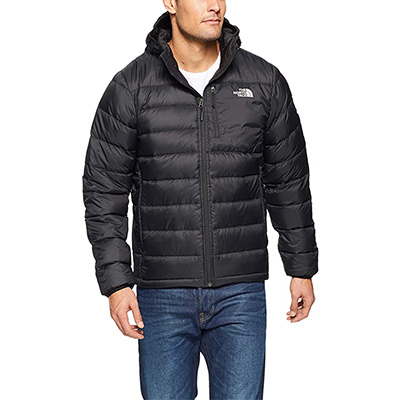 10. The North Face Men's Aconcagua Hoodie Jacket