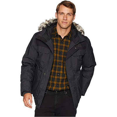 8. The North Face Men's Gotham Jacket III