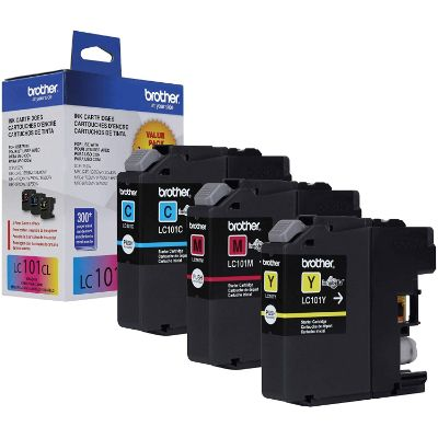 10. Brother LC1013PKS Ink Cartridges