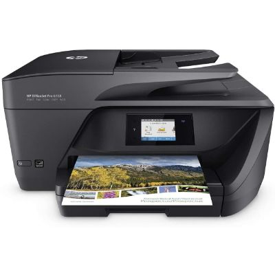3. HP OfficeJet Pro 6968 Printer