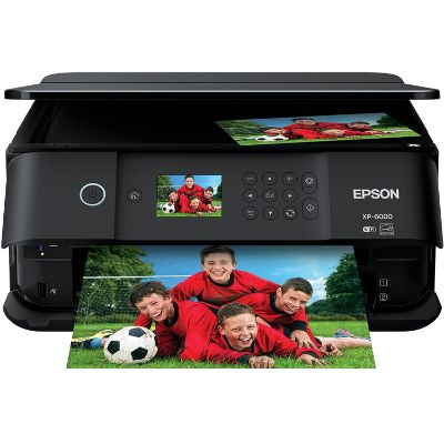 8. Epson XP-6000 Photo Printer