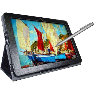 1. Simbans PicassoTab 10 Inch Drawing Tablet
