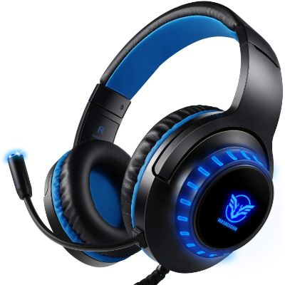 6. Pacrate H-11 Gaming Headset