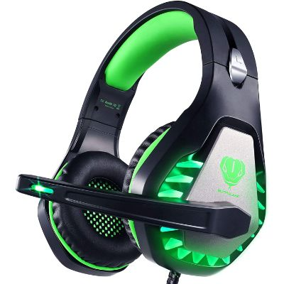 7. Pacrate GH-1 Stereo Gaming Headset