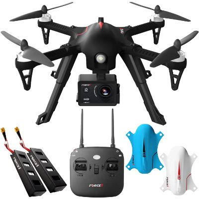8. Force1 F100GP Drone