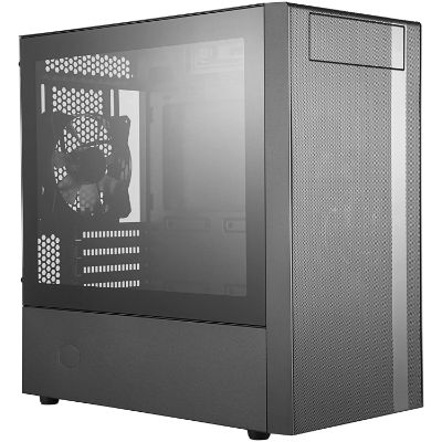 9. Cooler Master NR400 Micro-ATX Tower