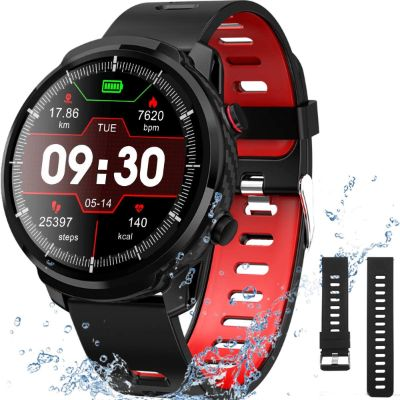10. Garinemax Smart Watch for Android/iOS Phones
