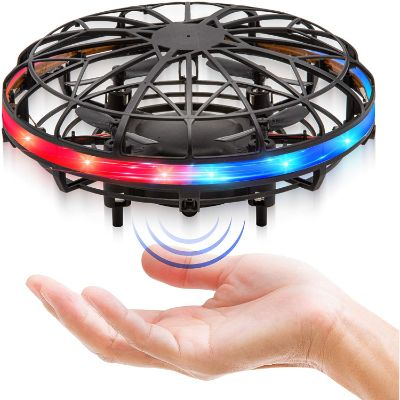 7. Force1 Scoot Hand-Operated Drone