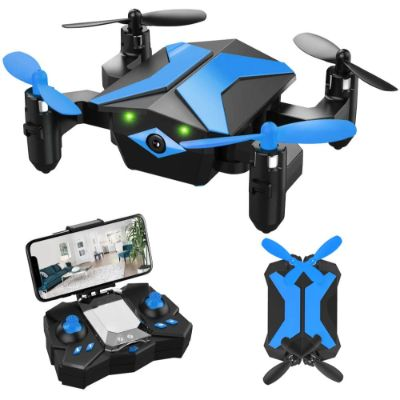 6. Attop Drone for Kids with Camera
